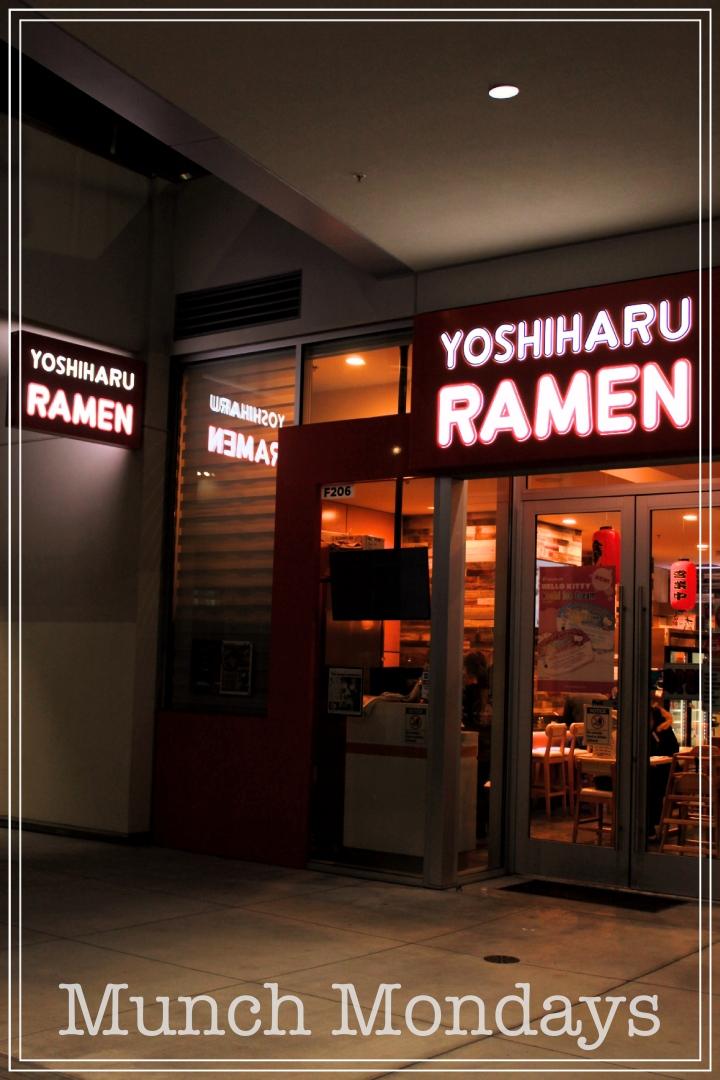 Yoshiharu Ramen: BuenaPark