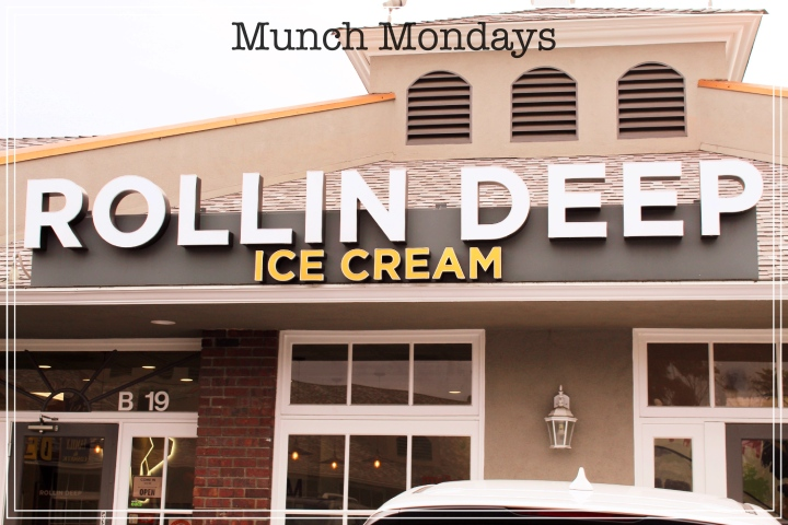 Rollin' Deep Ice Cream